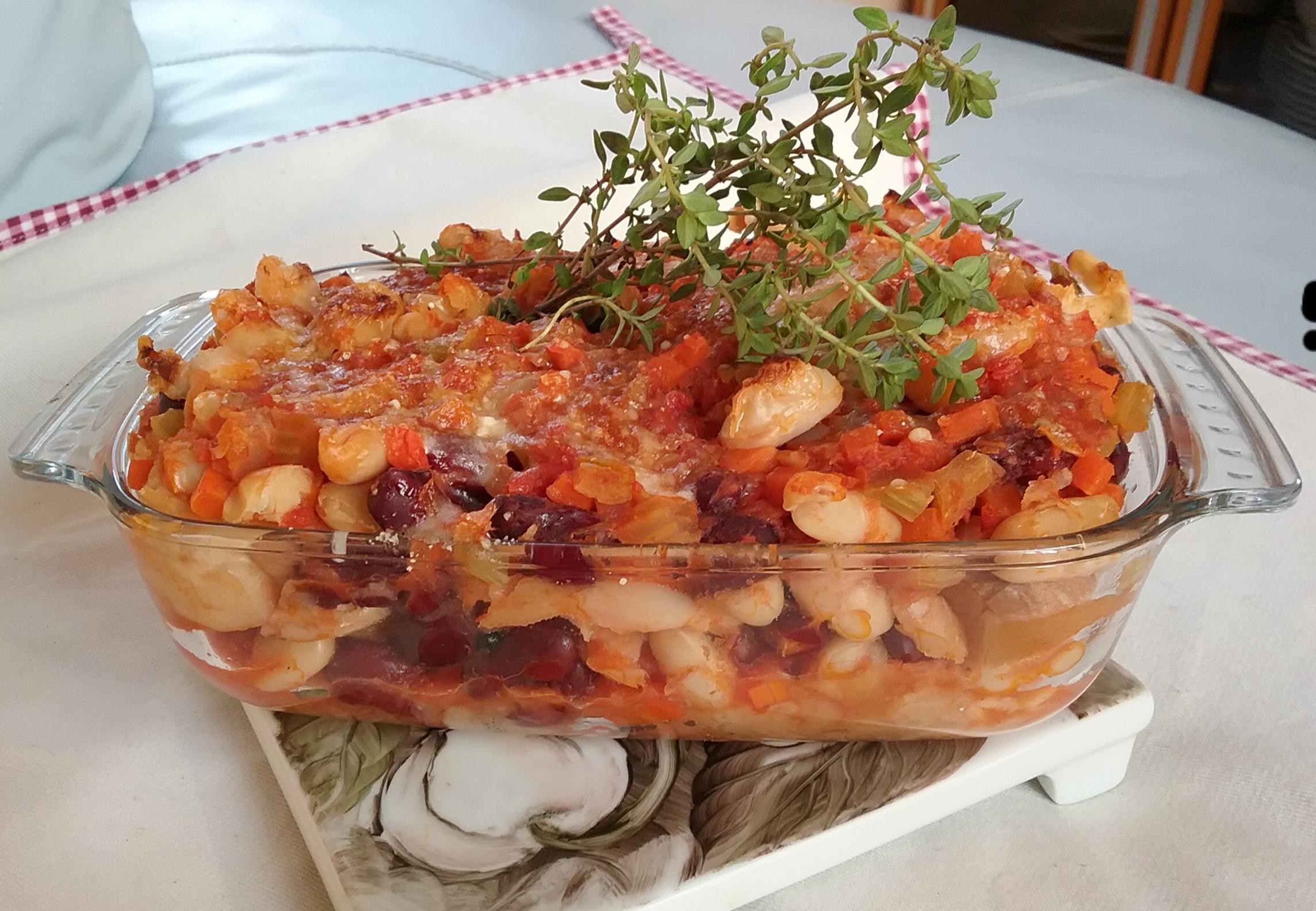 Zuppa di fagioli al timo - Cucina e Ciacole